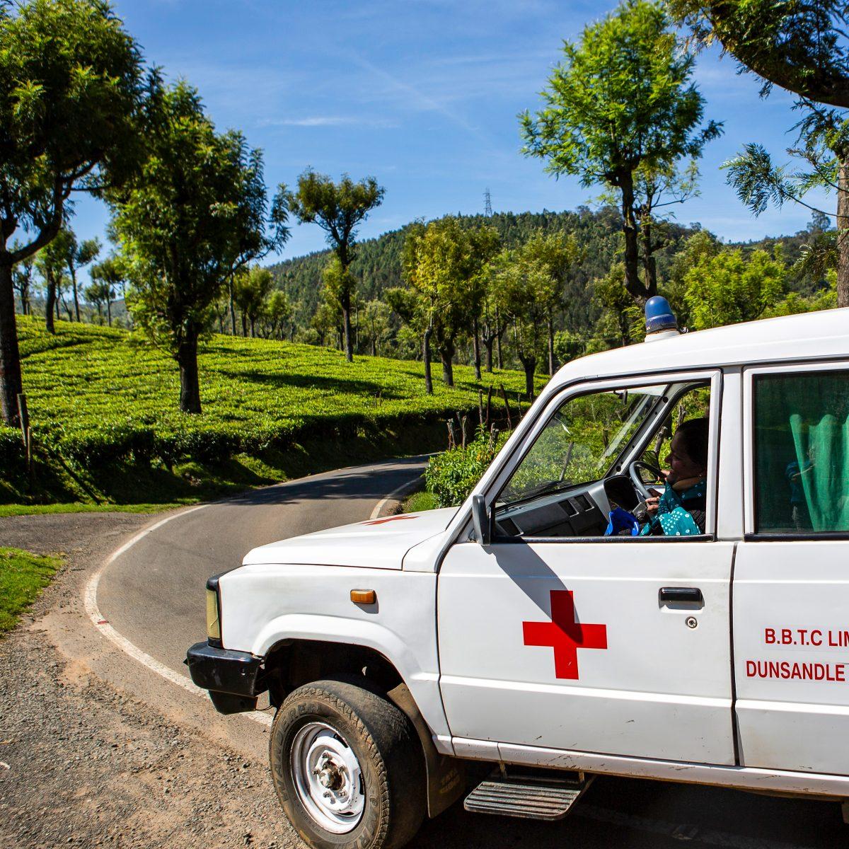 Ambulance Dunsandle